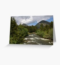 Summertime in Colorado Greeting Card