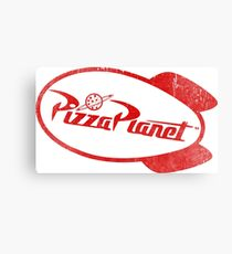 Pizza Planet Canvas Print