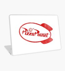 Vinilo para portátil Pizza Planet