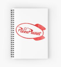 Pizza Planet Spiral Notebook
