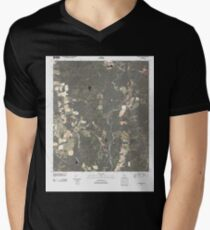 USGS TOPO Map Georgia GA Statenville 20110315 TM T-Shirt