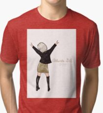 Atlanta GA Tri-blend T-Shirt