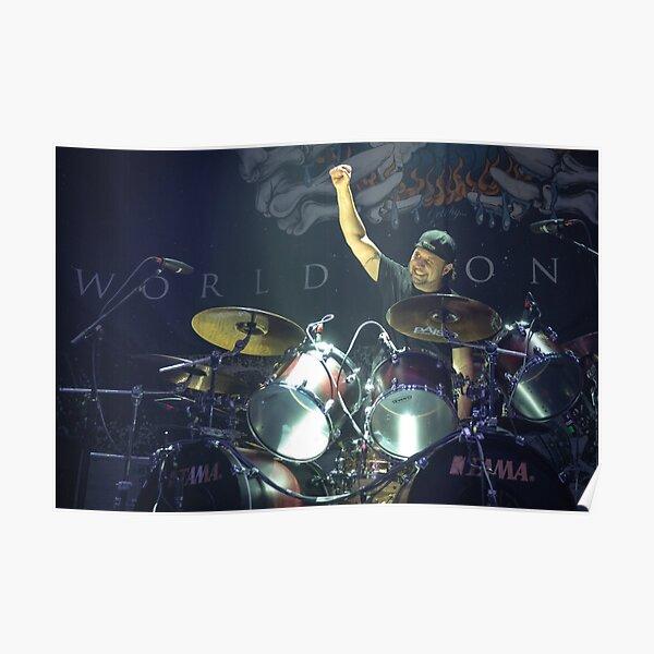 Suicidal Tendencies, Dave Lombardo Poster