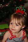 """Kleines Mädchen """"Es ist Weihnachten"""" von Evita"""