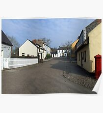 Bunratty Folk Park street Poster