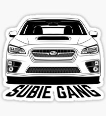 Subaru Impreza GM Subie Gang Sticker