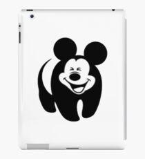 Micky Panda  iPad Case/Skin
