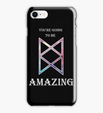 You're Going To Be Amazing -TAZ iPhone Case/Skin