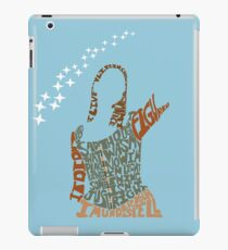 Under your spell iPad Case/Skin