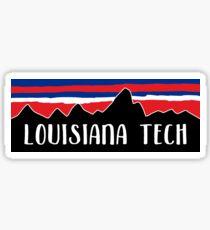 Louisiana Tech Sticker