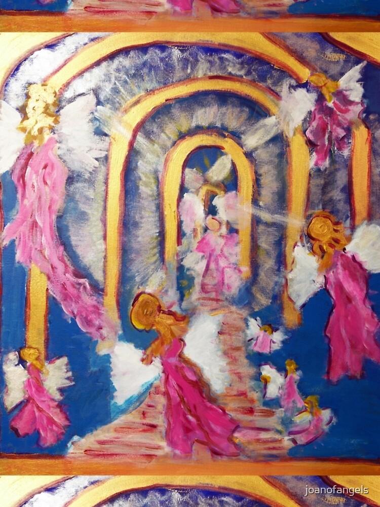 Celestial Gateway to Infinity by joanofangels
