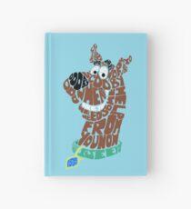 Scooby-Doo Hardcover Journal