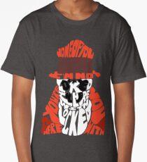Camiseta larga Rorschach