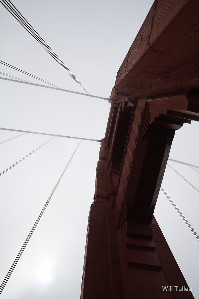 Golden Gate Bridge by Will Talley