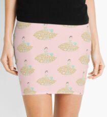 Once upon a december Mini Skirt