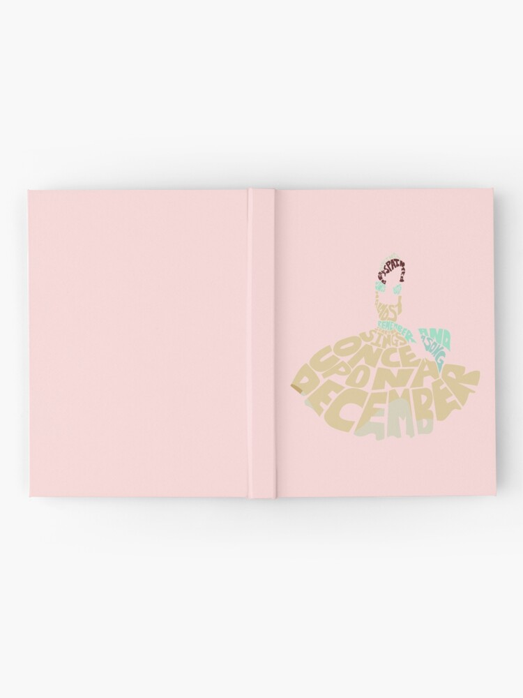Alternate view of Once upon a december Hardcover Journal
