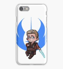 Anakin Skywalker Chibi -- Padawan iPhone Case/Skin