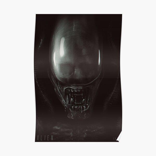Alien Giger Poster Poster