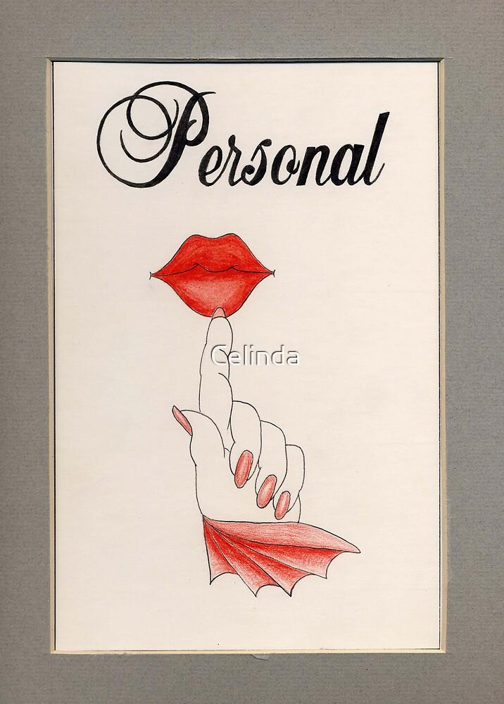 Personal by Celinda