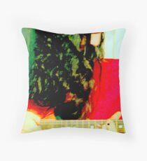 musical influence - MaraMora Throw Pillow