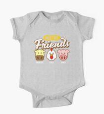 Vegan - Meet My Friends Kids Clothes