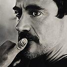 RDJ — Robert Downey Jr by cfischer83