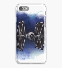 TIE Fighter Nebula iPhone Case/Skin