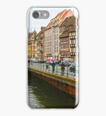 Strasbourg France iPhone Case/Skin