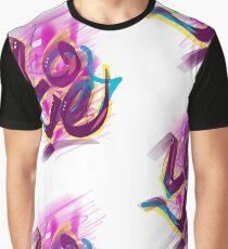 Love digital graffiti Graphic T-Shirt