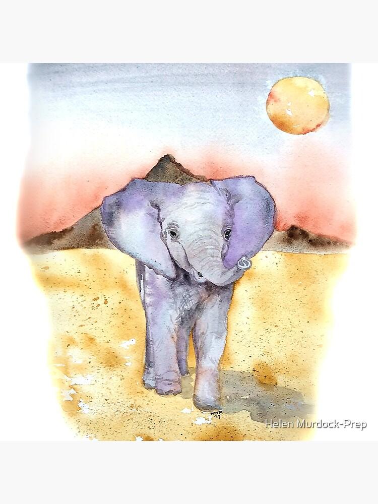 Elephant Walk by helenink