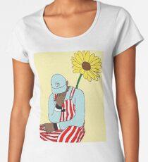 Tyler, the Creator - Flower Boy Art Women's Premium T-Shirt