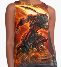 War Within Fire Wolf Contrast Tank