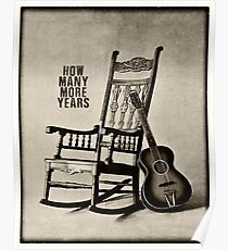 how many more years Poster