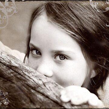 Peek A Boo by caltana