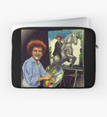 Steve Brule paints Laptop Sleeve