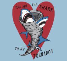 Shark To My Tornado | Unisex T-Shirt