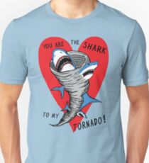 Shark To My Tornado Unisex T-Shirt