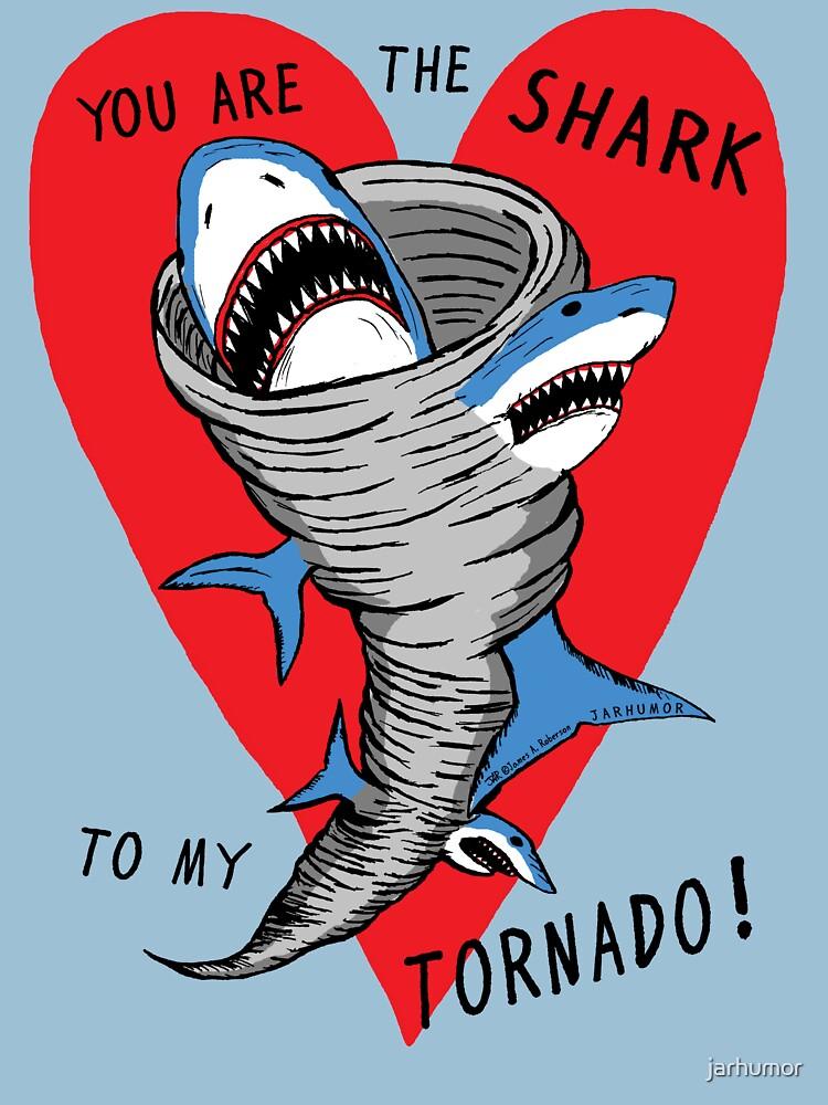 TShirtGifter presents: Shark To My Tornado | Unisex T-Shirt