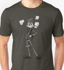 Riot Cartoon T-Shirt