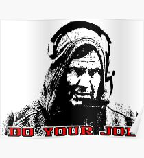 a message by belichick Poster