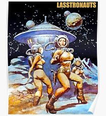 That Time When Women Took Over Space Poster