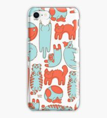 Catris iPhone Case/Skin