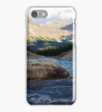 Rockies River view Down Low iPhone Case/Skin