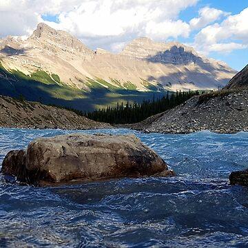 Rockies River view Down Low by dancinfreakshow