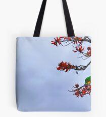 Parakeet's Paradise Tote Bag