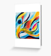 Power of Color Greeting Card