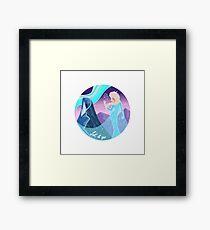 FROZEN - Let it go Framed Print