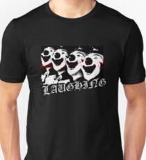 """""""LAUGHING"""" GOTH STREETWEAR CLOWN G59 DARK T-Shirt"""