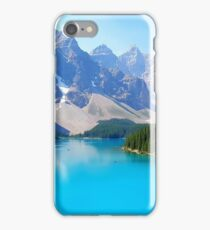 Moraine Lake, Alberta Canada  iPhone Case/Skin