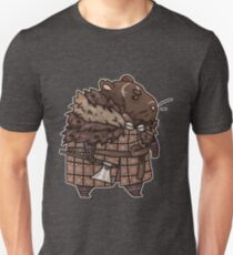 Rollo the Viking Hamster Unisex T-Shirt
